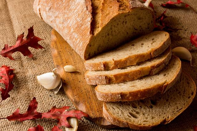 krájený chleba